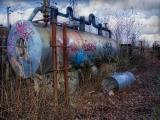 Tank of Grafitti