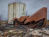 Silos from Weighbridge