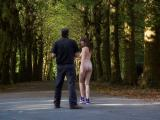 The Naked Jogger